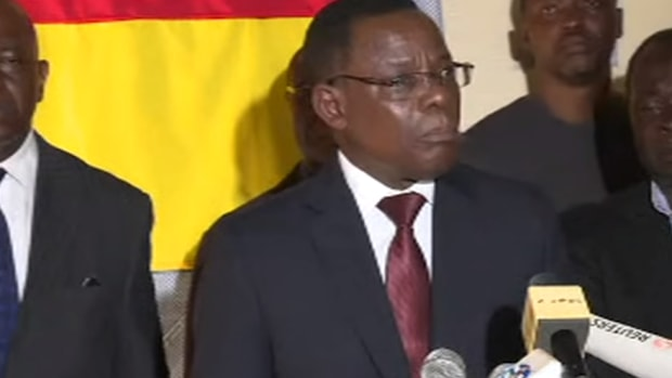 Government Rebuffs Kamto's Victory Claim