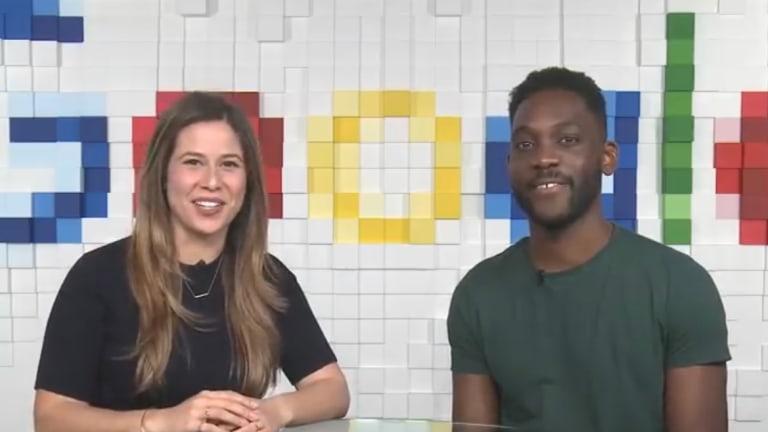 Black Artist's Juneteeth Google Art Got Him a Job. At Google.