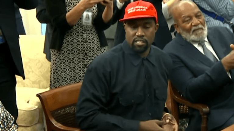 Kanye West Denies 'Blexit' Clothing Line; Distances Himself From Politics