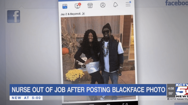 Nurse Fired For Blackface Beyonce Halloween Costume