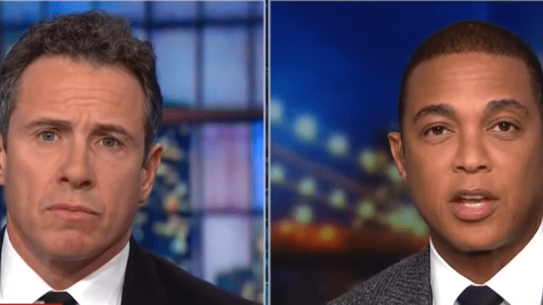 Don Lemon: 'The Biggest Terror Threat in This Country is White Men'