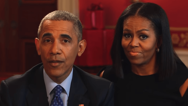 The Obamas Acquire Rights to 'The Fifth Risk' Book, Detailing Trump White House Chaos for Netflix Deal