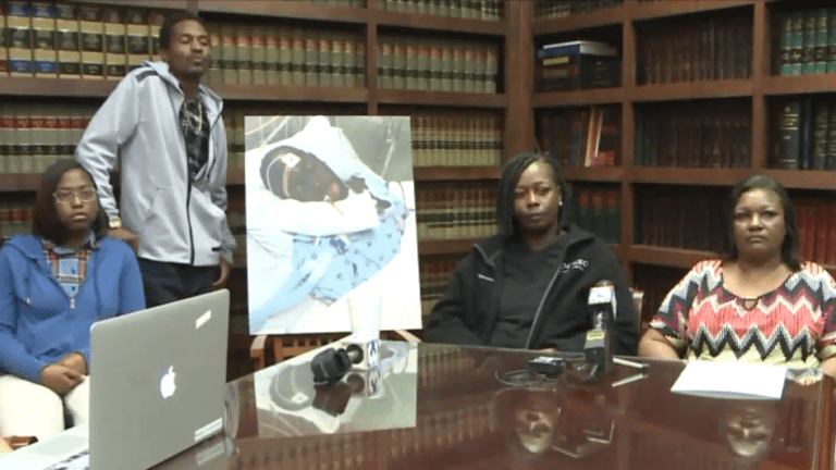 Black Man Left in Coma after Police Crush his Windpipe; Family Files Lawsuit