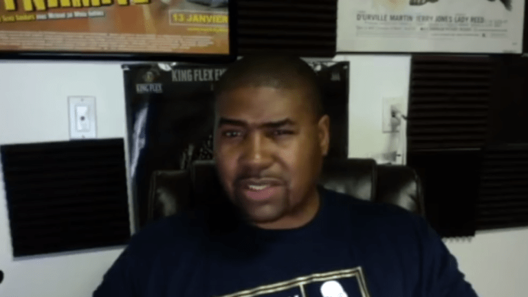 "Tariq Nasheed Questions Why Blacks Should Vote: ""What the HELL are you Voting for Immigration for?"""