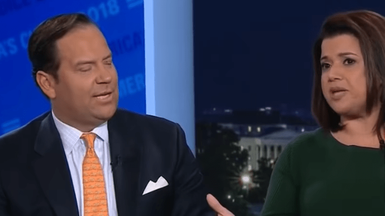"Ana Navarro Shuts Steve Cortes All the Way Down; ""You Can Take That Smirk Off Your Face!"""