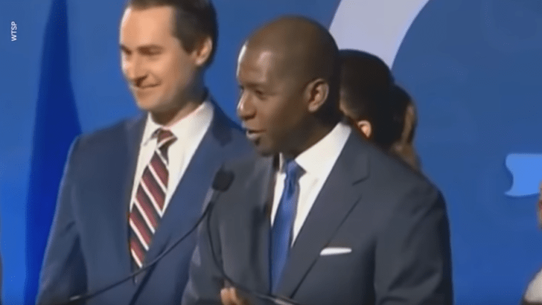 Exit Poll Reveals Black Women Voted for DeSantis; Gillum Forced to Concede