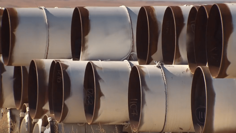 US Judge Orders Halt on Keystone XL Pipeline Construction