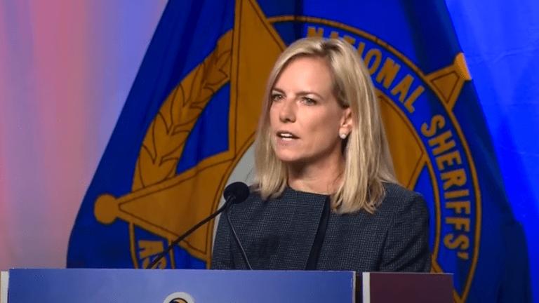 Trump Prepares to Fire Homeland Security Secretary Kirstjen Nielsen