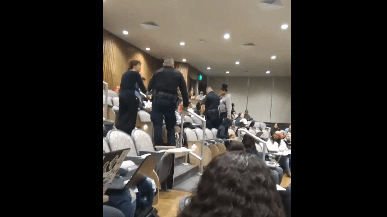 Univ. of Texas Professor Called Police on a Black Female Student During Class