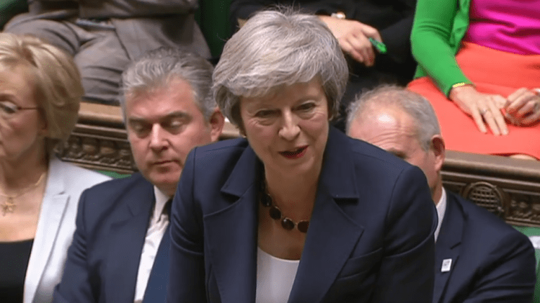 UK Readies to Deliver Brexit; Theresa May Remains Optimistic