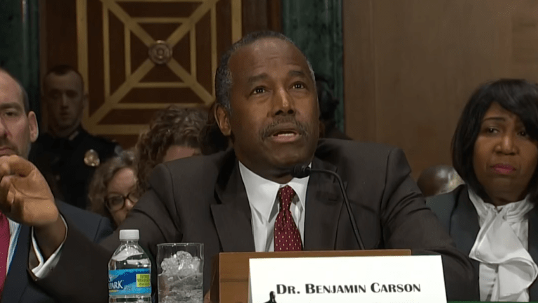 Detroit's School Board Considers Removing Ben Carson's Name from High School