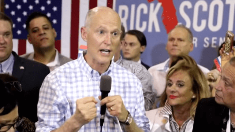 Florida Governor Rick Scott Recuses Himself from Recount