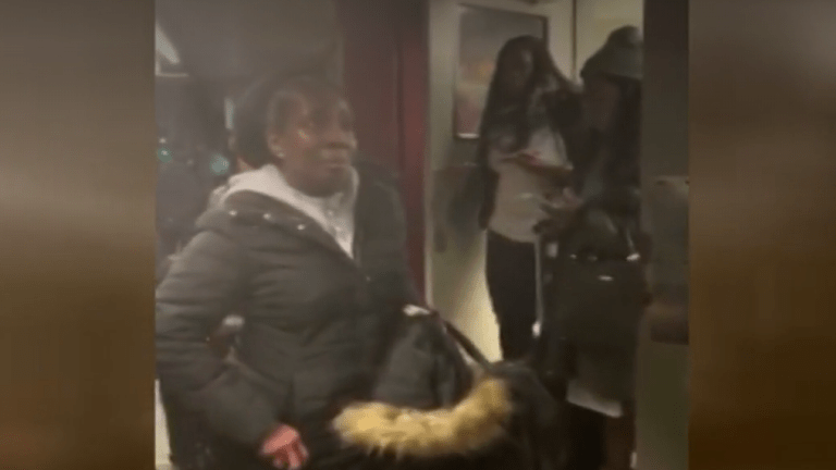 Black Woman Injured on Subway in Unprovoked Racist Attack