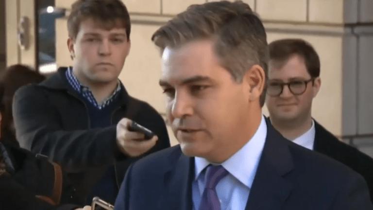 Judge Orders White House to Return CNN's Jim Acosta's Press Credentials