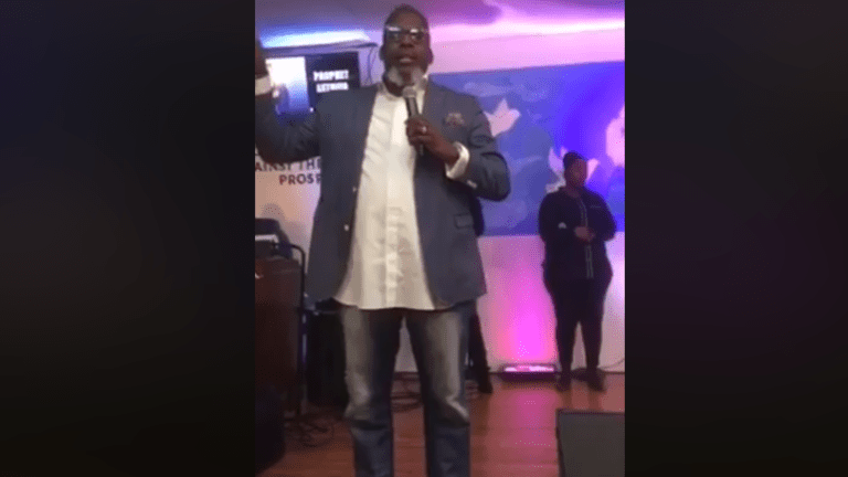 Pastor Under Fire for Ejecting Man in Drag from Church