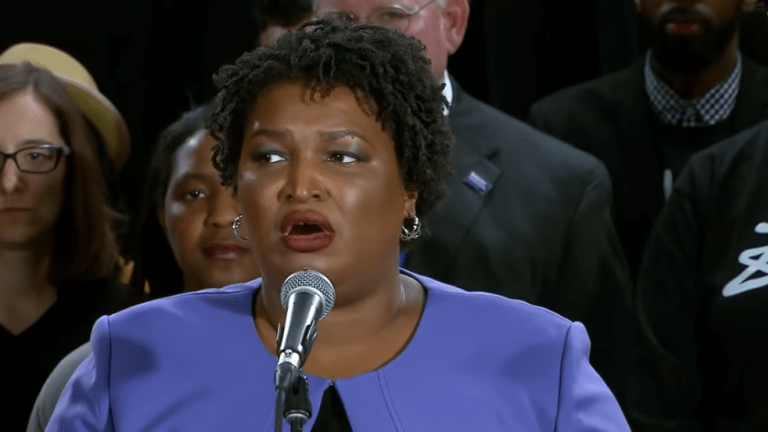 Stacey Abrams-Backed Group Challenges Georgia Election Process
