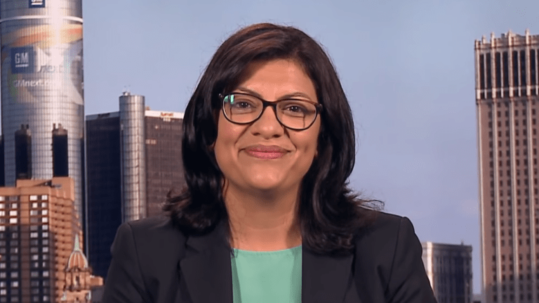 Trump attacks Rep. Rashida Tlaib over Israel remarks