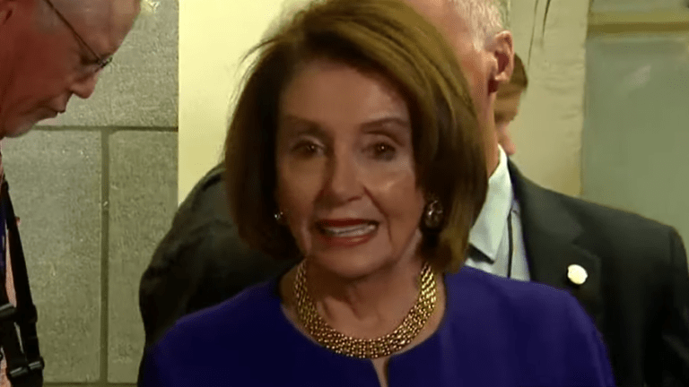 Pelosi accuses Trump of a 'Cover Up'