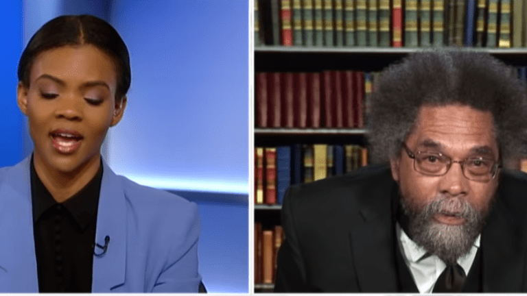 Candace Owens goes head to head with Harvard professor Cornel West
