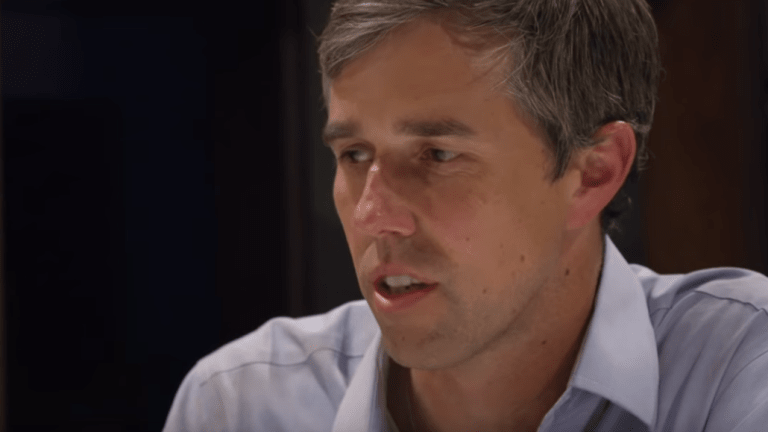 Beto O'Rourke Apologizes for Being a 'Giant Asshole' to Campaign Staff
