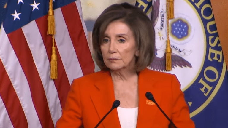 Pelosi: 'If the goods are there you must impeach'