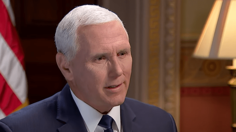 Pence defends Trump's orders to ban the raising of LGBT flags at embassies during Pride Month