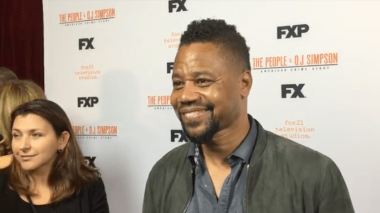 Cuba Gooding Jr. Turns Himself in  for an Alleged Groping Incident