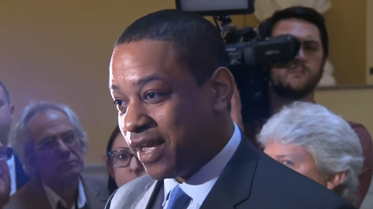 Virginia Lt. Gov Justin Fairfax calls for an investigation to help clear his name