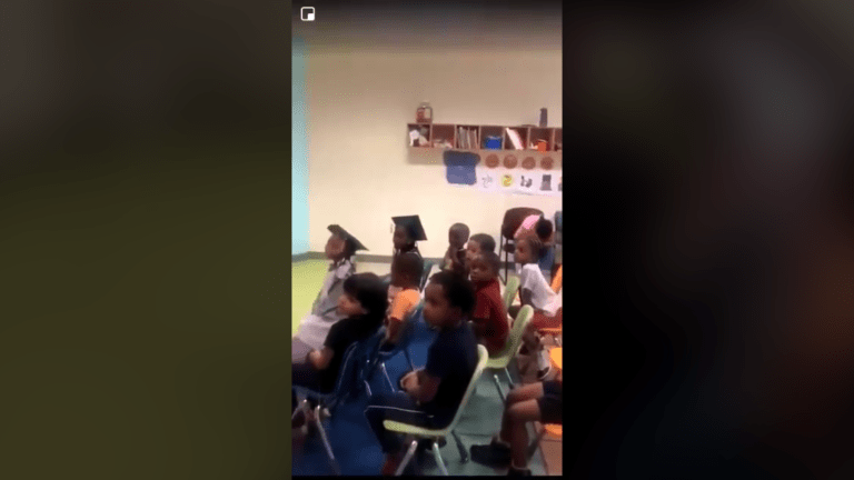 Little Boy Curses at His Teacher in Viral Video