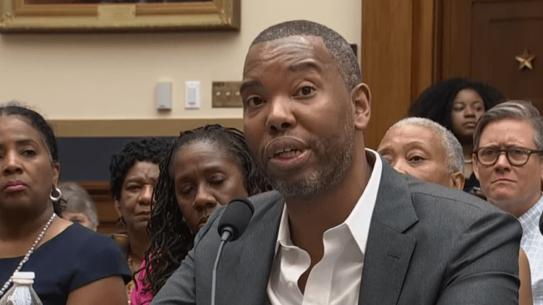 Ta-Nehisi Coates responds to Mitch McConnell's Reparations remarks