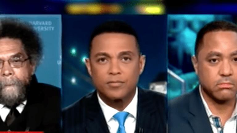 Cornel West Shouts ADOS on CNN #ADOS