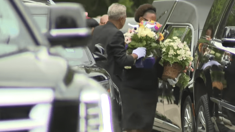 Maleah Davis finally laid to rest in private Saturday service
