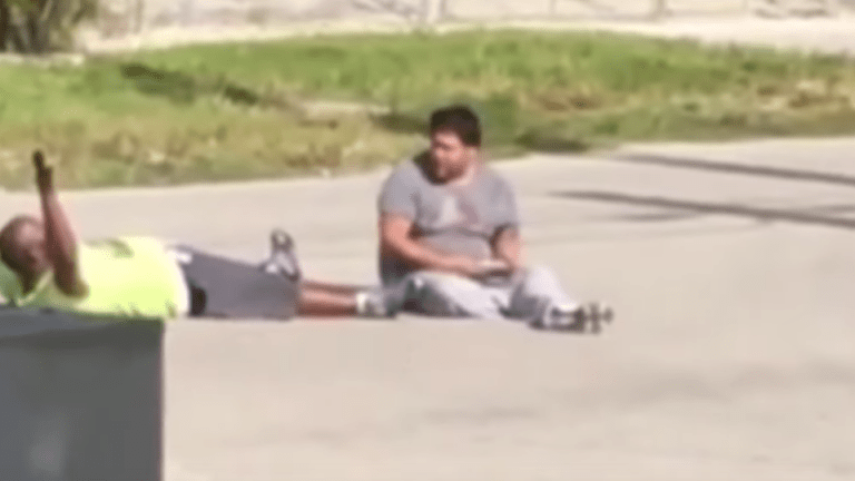 Cop Who Gunned Down Autistic Man's Black Caretaker Acquitted Of Felony Manslaughter