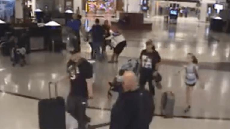 Woman Attempts Child Kidnapping at Atlanta Airport