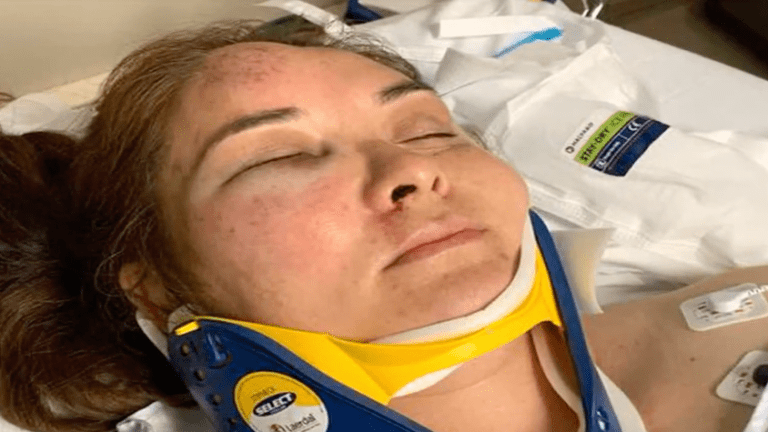 Mom Beaten Unconscious by Son's Racist Bully