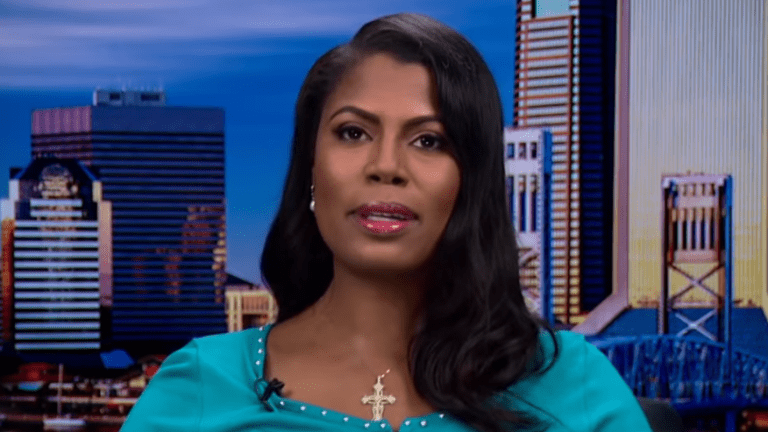 Omarosa Sued by Justice Department over Ethics Violation