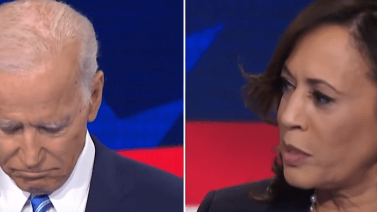 Kamala Harris calls out Joe Biden over Praise of Segregationist Senators