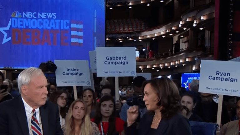 MSNBC Anchor to Harris: 'How Do You Not Have Hatred Towards White People Generally?