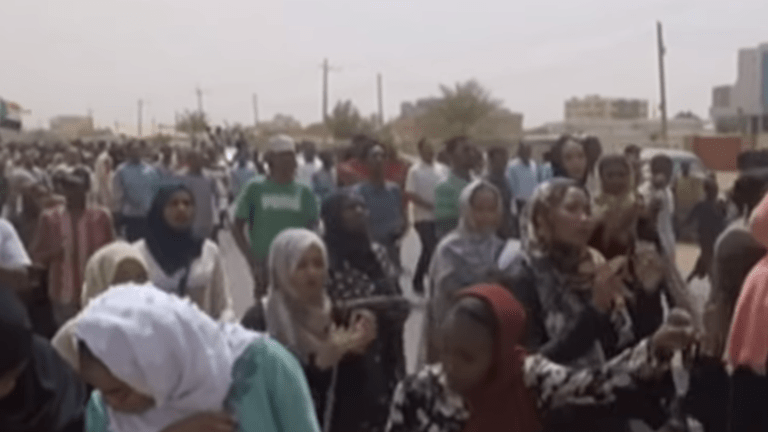 At Least 7 Dead Following Mass Protest in Sudan