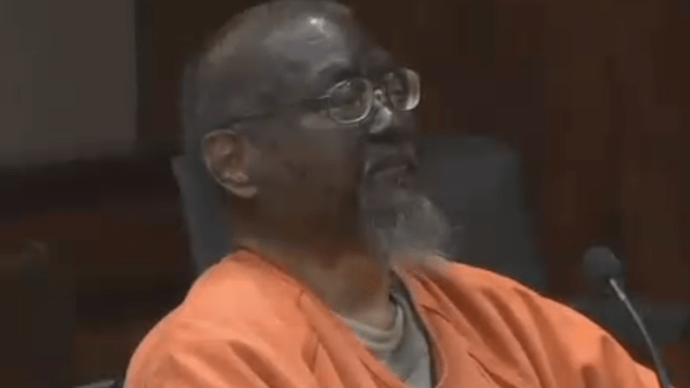 White Man Attends Court in 'Blackface' for Life Sentencing