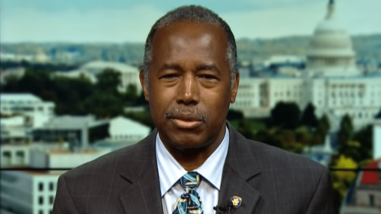 Democrats Drill Ben Carson after HUD Hires a Known Racist