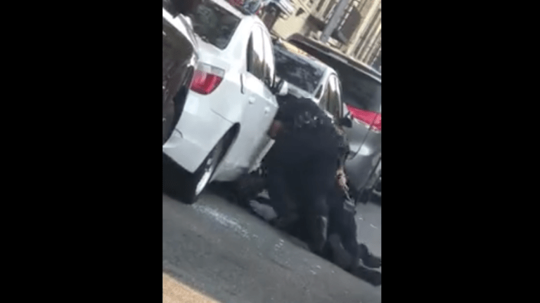 Caught on Video: Officer Shoots Black Man at Close Range