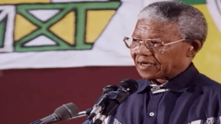 Nelson Mandela's Family Partners with Michael Sugar to Launch Mandela Media