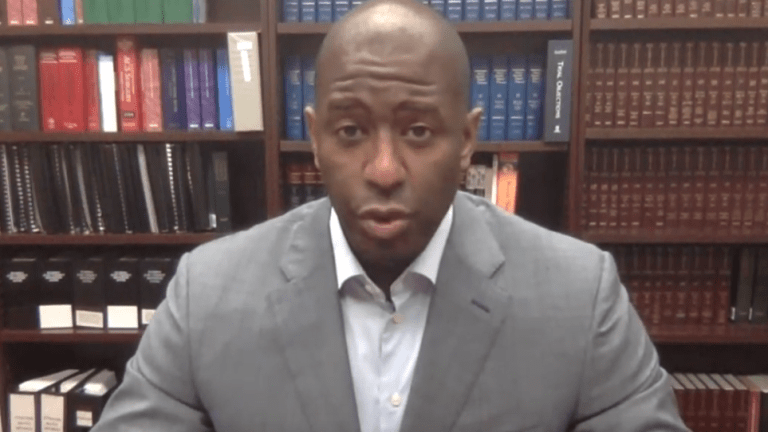 Andrew Gillum Reveals How He's Preparing Black Voters for 2020