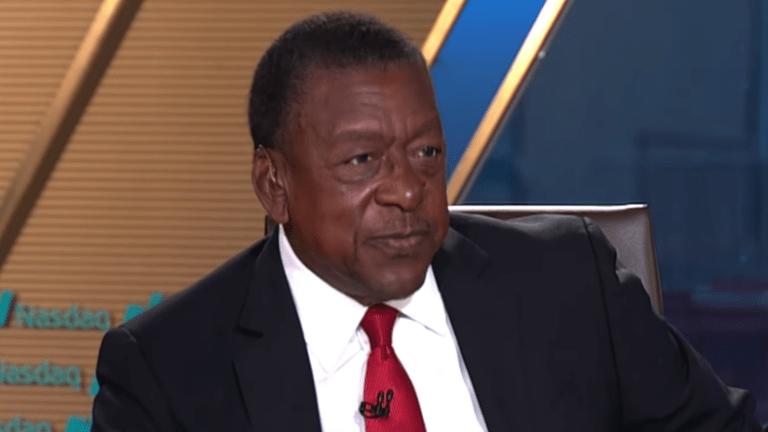 Bob Johnson, Founder of BET Thinks Trump's Doing a Good Job
