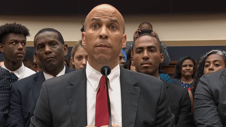 Cory Booker Tackles Prison Reform With 'Second Look' Bill