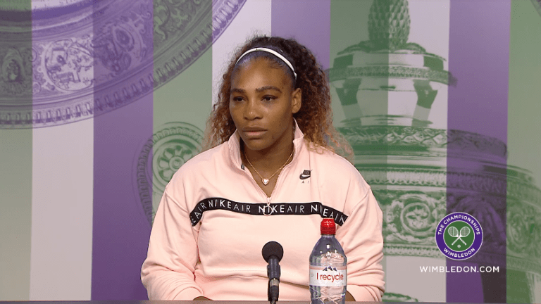 Serena Williams Says She Won't Stop Fighting for Equal Rights