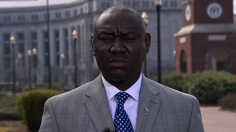Civil Rights Attorney Benjamin Crump Endorses Kamala Harris