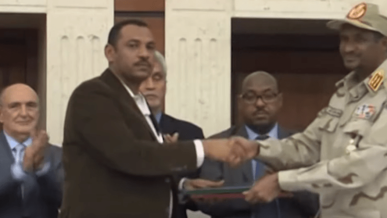 Sudan Opposition is Giving Power-Sharing Deal the Side-Eye