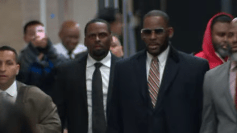 R. Kelly Reportedly Paid 2008 Trial Victim $2 Million not to Testify Against Him